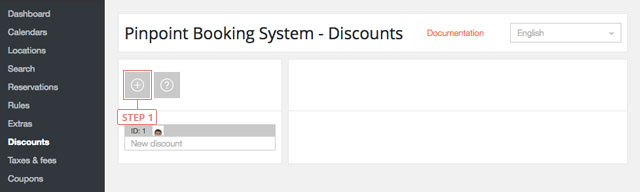 Add a discount