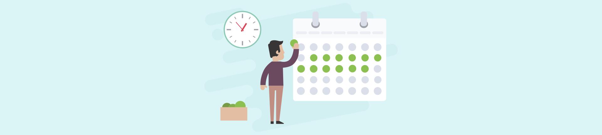 Los nuevos conceptos de «Disponibilidad» y «Horario» en el sistema de reservas Pinpoint 3.0 and Schedule concepts in Pinpoint Booking System 3.0