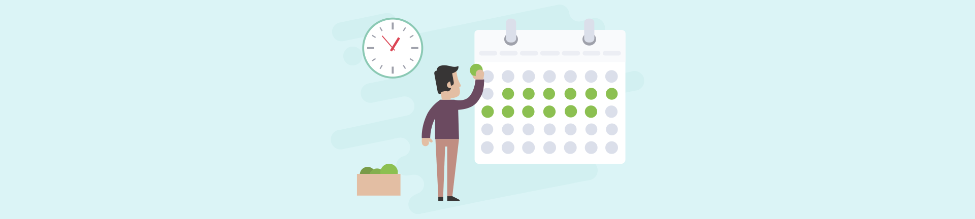 The new Availability and Schedule concepts in Pinpoint Booking System 3.0