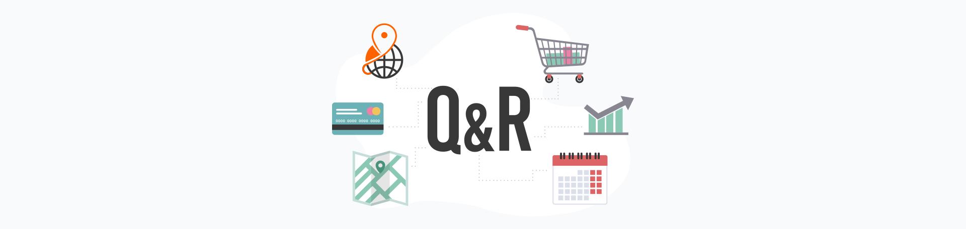 Q & R sur le Pinpoint Booking System 3.0, partie 1