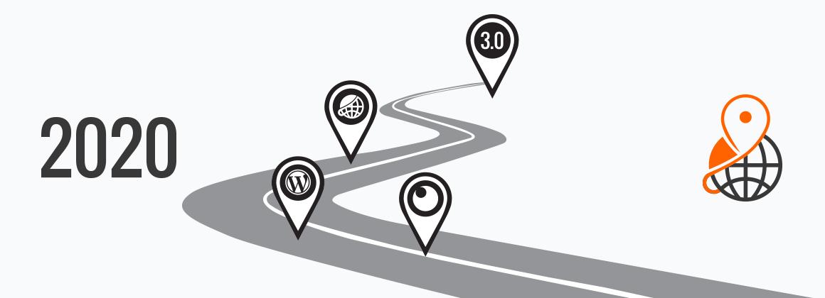 Feuille de route Pinpoint pour 2020